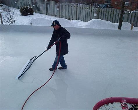 Darren Dreger Backyard Rink podcast how to build the ultimate outdoor rink