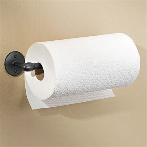 new wall mount or cabinet paper towel holder matte