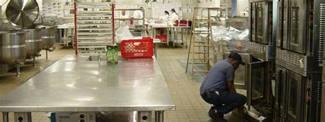 cleaning service commercial kitchen cleaners