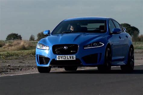 Jaguar Auto Videos by Jaguar Xfr S Vs Jaguar Xfr Video Track Battle Auto Express