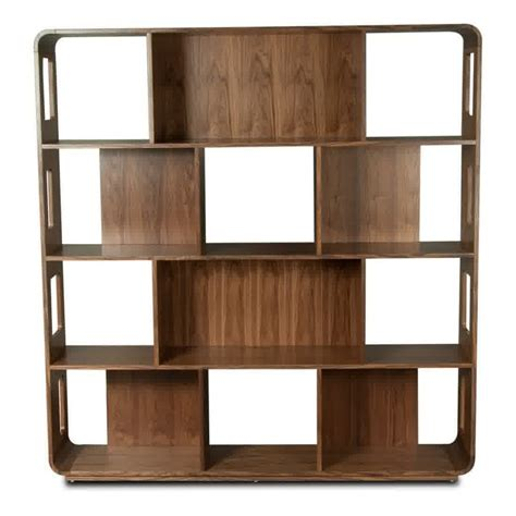 bookcase back panel material modern wall shelving unit showcasing pinewood materials in