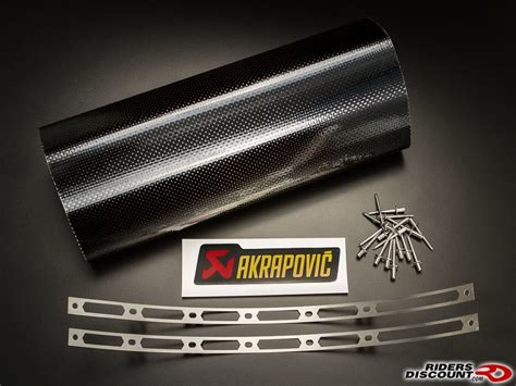 Motorrad Auspuff Reparatur by 189 95 Akrapovic Repair Kit For Muffler Sleeve Carbon 147798