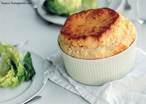 cheddar souffle voil 224 classic french recipes scotch kitchen blog