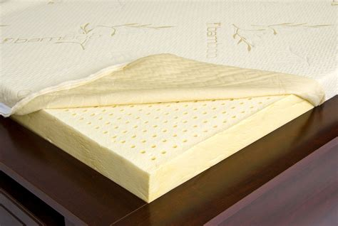 Bamboo Mattress Topper by Sleep Warehouse Bamboo Mattress Topper Covers For