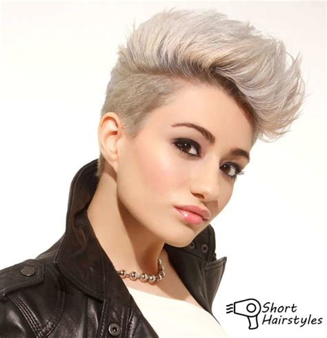 Best Short Hairstyles For Girls Ohtopten | hairstyles modern mohawk short haircuts for girls teen