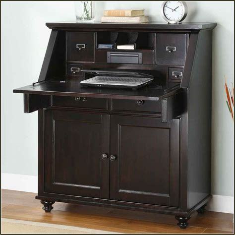 secretary desk with file drawer secretary desk with filing cabinet home design ideas