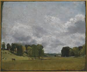 view at epsom john constable tate