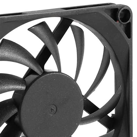 2 pin cpu fan connector 80mm 2 pin connector fan for computer case cpu