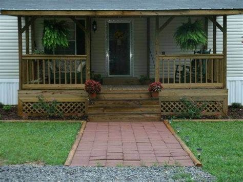 front porch house designs 25 best ideas about mobile home porch on pinterest