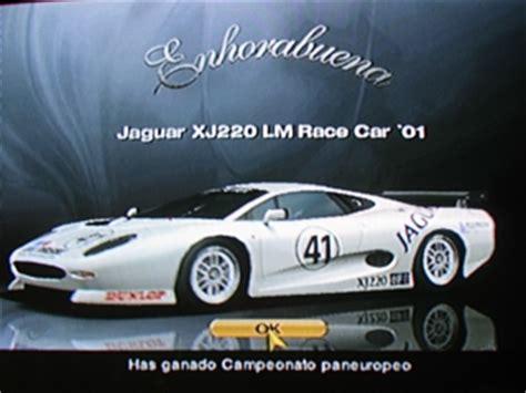 Jaguar Auto Nacionalidad by Gran Turismo 4 187 Carreras Europeas 171