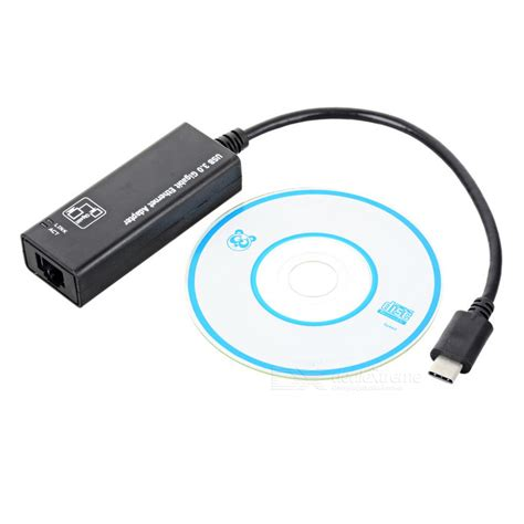 Usb 3 1 Type C To Rj45 Ethernet Lan Adapter Omna1osv usb 3 1 type c to rj45 1000m ethernet adapter cable