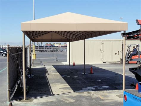 industrial awnings canopies industrial awnings and covers superior awning
