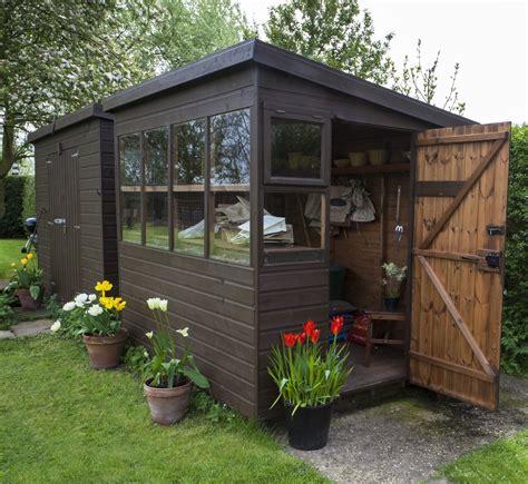 keilbout voor tuinhuis tuinhuis vergunning bouwsuper
