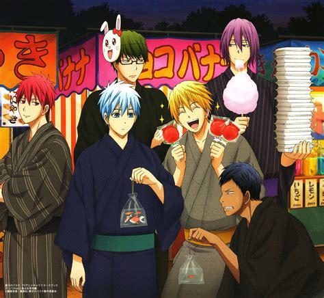 anime sports basket sports anime list kuroko and anime