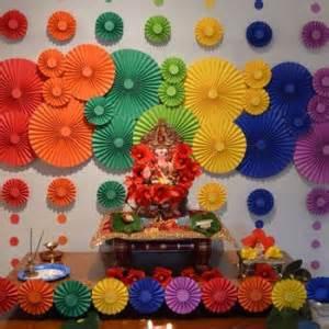 Ganpati Decoration Idea Ganpati Decoration Ideas Joy Studio Design Gallery