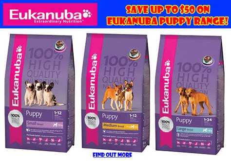 Eukanuba Special Care Food by Ipet News Save Up To 50 On Eukanuba Puppy Food