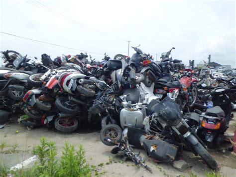 sfascia carrozze roma 被災バイク オートバイ 気まぐれ空 鉄日記 yahoo ブログ