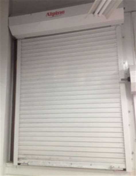 alpine overhead doors coiling doors metal doors horizontal doors warehouse doors photo gallery