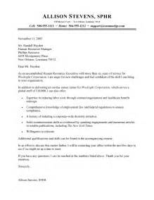 Cover Letter For Hr Manager by Hr Manager Cover Letter Hr Cover Letter