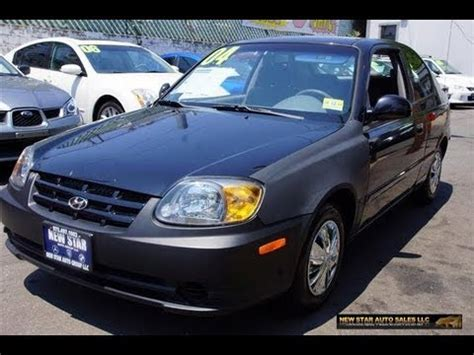 2004 hyundai accent features and specs youtube 2004 hyundai accent 1 6 dohc hatchback youtube