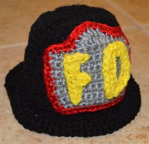 knitted fireman hat pattern fireman hat free pattern crochet