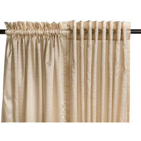 back tab curtains back tab curtains cooper stripe faux silk wide width