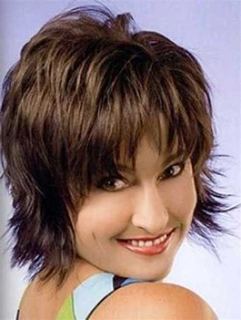 shag hair cut 2015 30 short shaggy haircuts short hairstyles 2016 2017