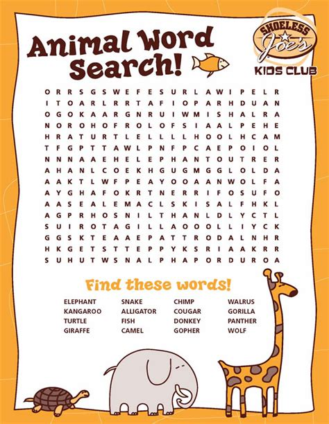 printable zoo animal word search zoo word search printable search results calendar 2015