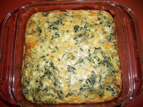 spinach quiche with cottage cheese the tote trove paula deen s crustless spinach cheese quiche