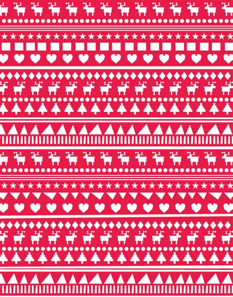 christmas patterns printable christmas patterns thecarolinejohansson com