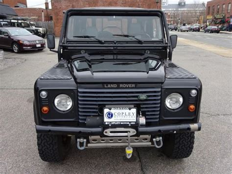 land rover defender convertible for sale 1994 land rover defender 90 convertible for sale land
