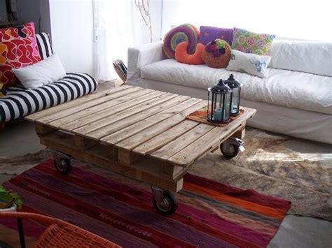 Diy Rustic Living Room Furniture Rustic Table For The Living Roomdiy Pallet Furniture Diy