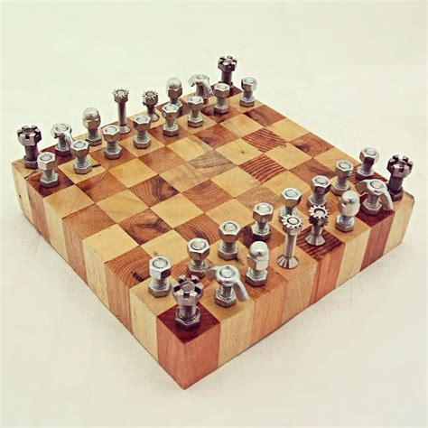 diy chess set 79 best chess sets images on pinterest