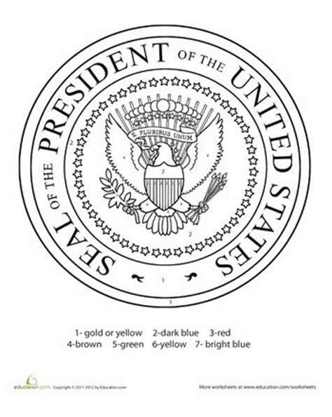 25 best ideas about presidential seal on pinterest