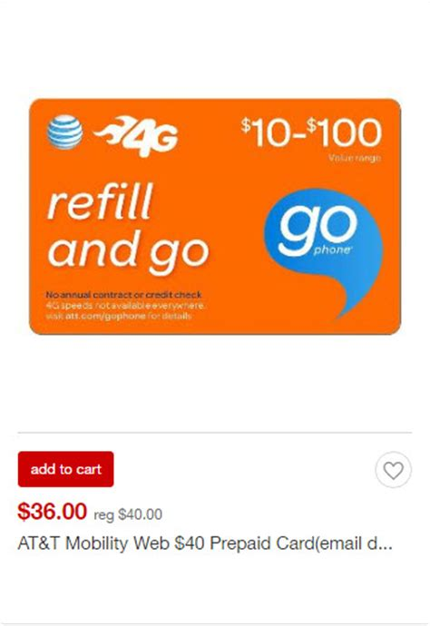 Prepaid Gift Card Amazon - target prepaid cards t mobile at t boost cricket verizon or sprint 10 off