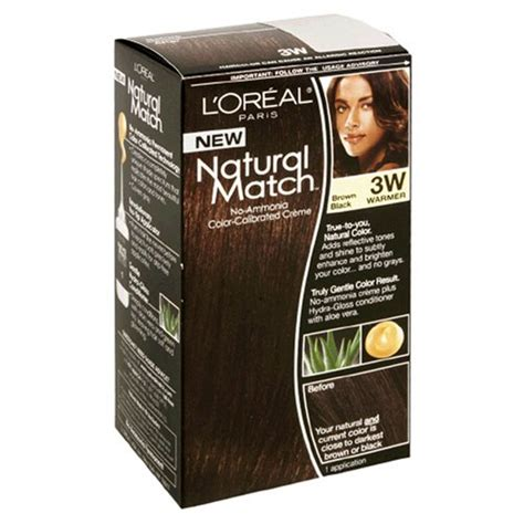 im looking for hair dyes that match loreals healthy hair sweet cherry l oreal natural match no ammonia color calibrated creme