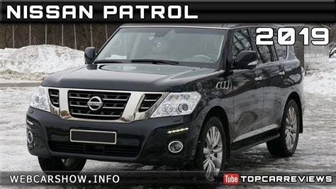 2019 Nissan Patrol by 2019 Nissan Patrol Review Rendered Price Specs Release
