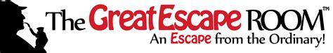 the great escape room escape room scavenger hunt
