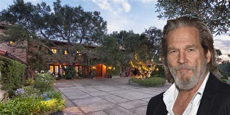jeff bridges home actor jeff bridges lists montecito estate for 29 5