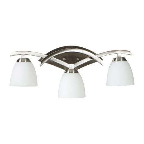 Brushed Nickel Bathroom Light Fixtures Bathroom Light Fixtures Ideas Designwalls