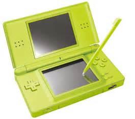 nintendo ds lite green unboxed nintendo ds grainger