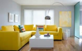 Yellow Sofa Chair Design Ideas Paint Color Ideas For Small Living Room Small Room Decorating Ideas
