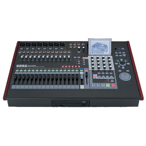 d3200 digital korg d3200 digital recording studio at gear4music