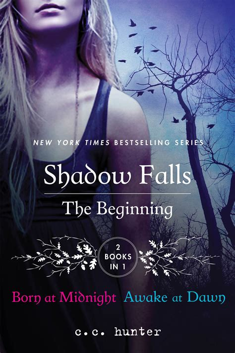 falls a novel shadow falls the beginning c c