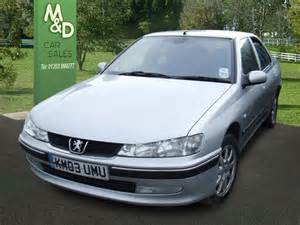 Peugeot 406 Hdi View Of Peugeot 406 2 0 Hdi 90 Photos Features