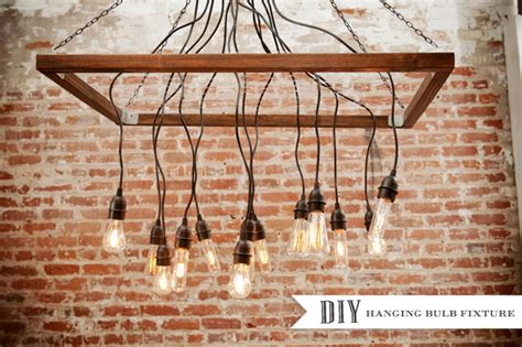Diy Edison L by Diy Chandeliers That Will Light Up Your Day