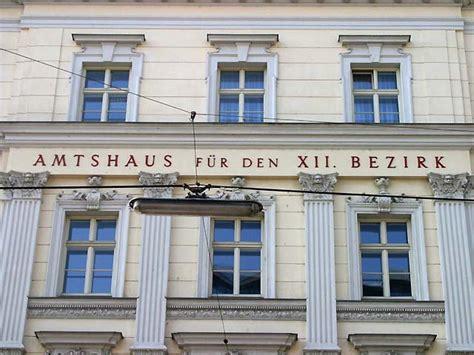 Mba Wien by Magistratische Bezirks 228 Mter Adressen Und Kommunikation