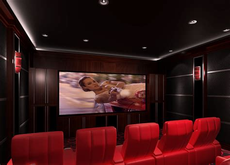 Home Cinema Interior Design by Home Cinema Design Interior Design Ideas