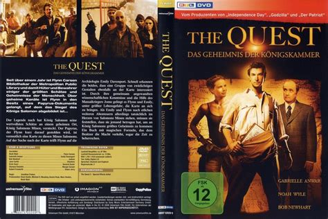 the quest 2 das geheimnis der k 246 nigskammer dvd oder