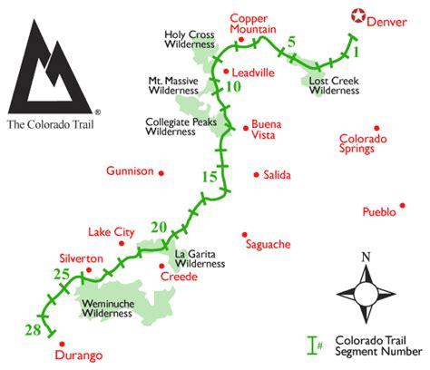 Colorado Trail Thru Hike   chickenfeetlol